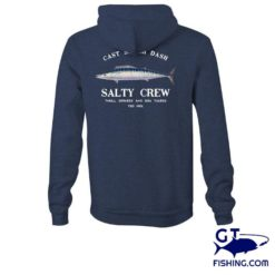 salty crew wahoo fleece
