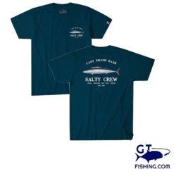 salty crew wahoo mount tee