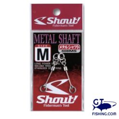 shout metal shaft