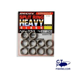 decoy heavy split ring