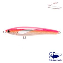 jack fin pelagus 165 s pink