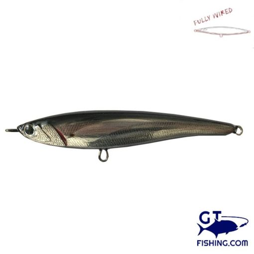jack fin pelagus 165 black silver