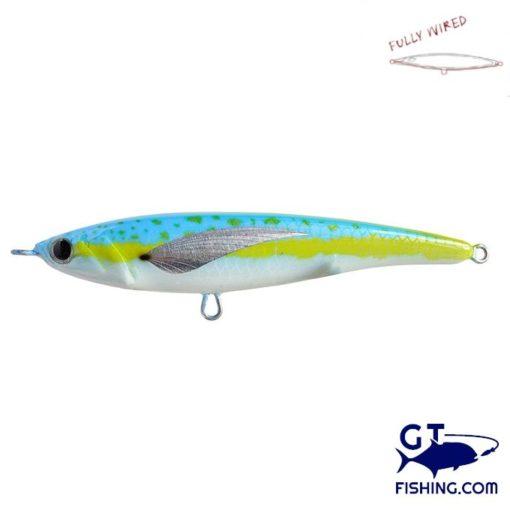 jack fin pelagus 165 yellowtail