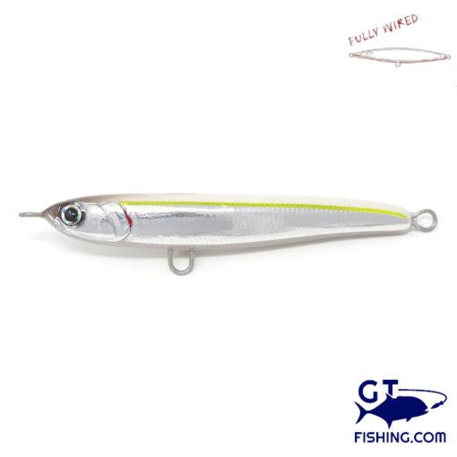 jack fin lara-yellow silver