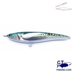 jack fin pelagus 165 green mackerel