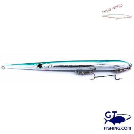 jack fin stylo 240 garfish
