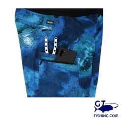 Pelagic Blue Water Drone Shorts